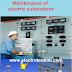 كتاب صيانة محطات التحويل الكهربائية Book Maintenance of electric substations