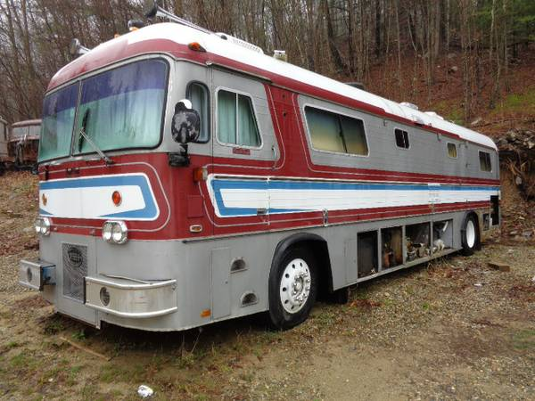 used rvs 1978 newell diesel pusher for sale by owner. Black Bedroom Furniture Sets. Home Design Ideas