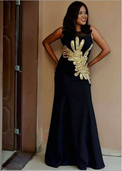 Toyin Aimakhu Is Exceptional As She Rocks Black Outfit To 'zahra' Movie Premiere3