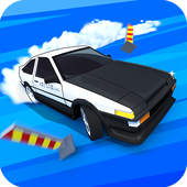 Smashy Drift MOD APK v1.03 for Android Original Version Terbaru 2018