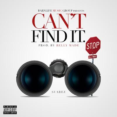Suarez - Cant Find It