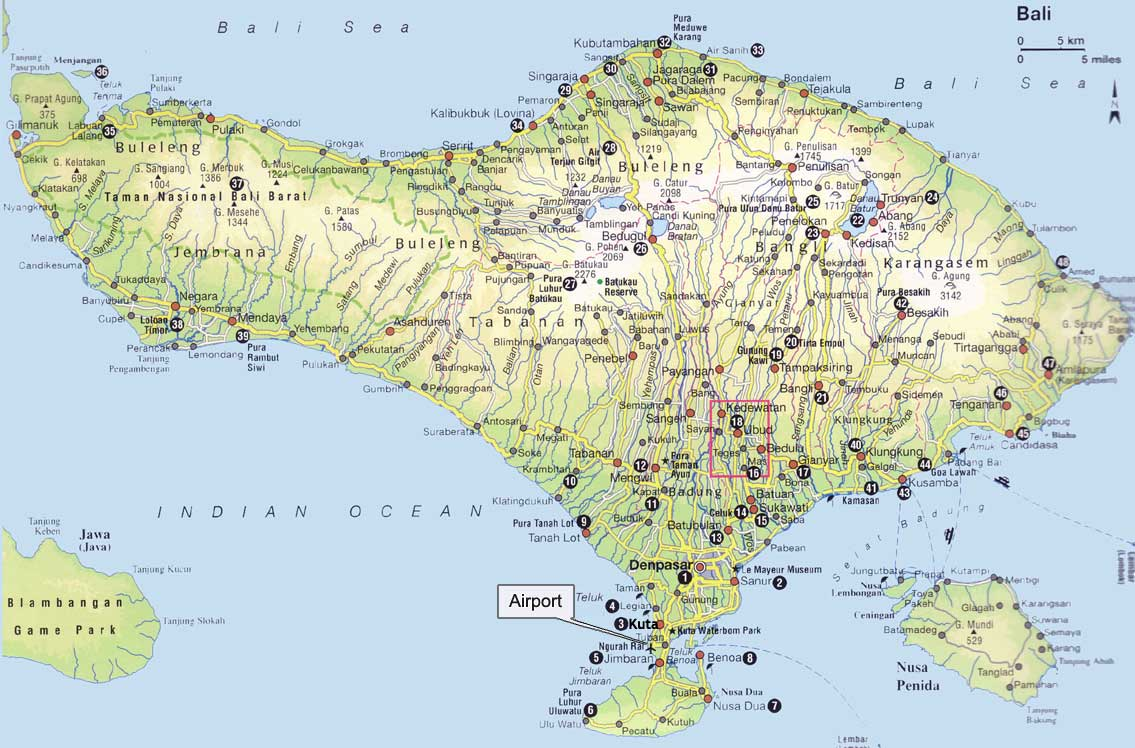 Map showing bali gumiabroncs Image collections