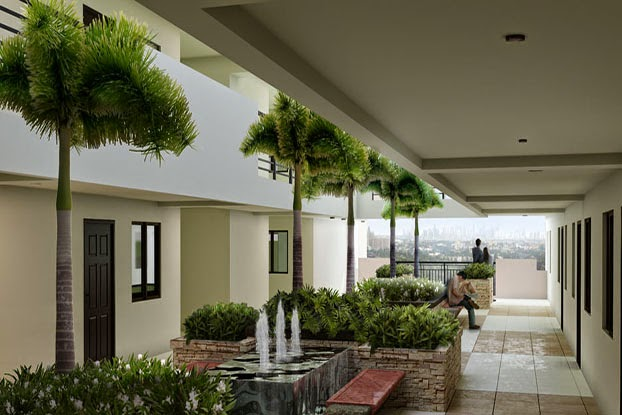The Amaryllis Atrium Garden