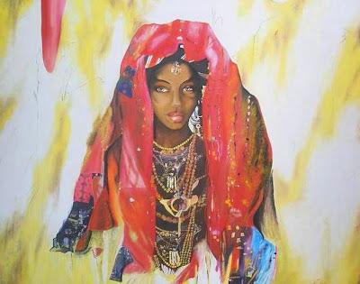cuadros-decorativos-negras-africa