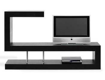 Muebles para tv modernos decorando mejor for Modelos de muebles para tv modernos