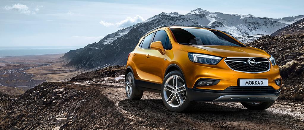 Opel Mokka x Motori | Gamma motorizzazioni Diesel e Benzina