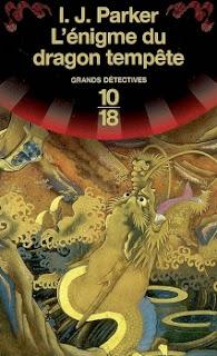 I.J. Parker - Sugarawa Akitada : L'énigme du dragon tempête