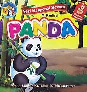 Seri Mengenal Hewan – Panda – Bilingual & Full Color