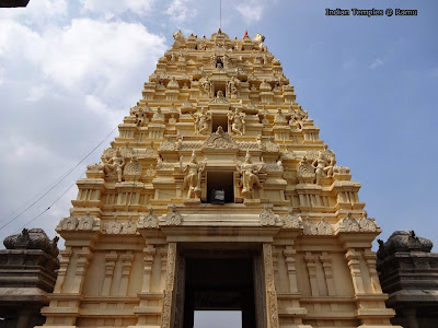 Mahanandishwara Temple at Nandyal
