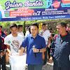 Ketua DPRD Sungai Penuh Jalan Santai Bareng Warga
