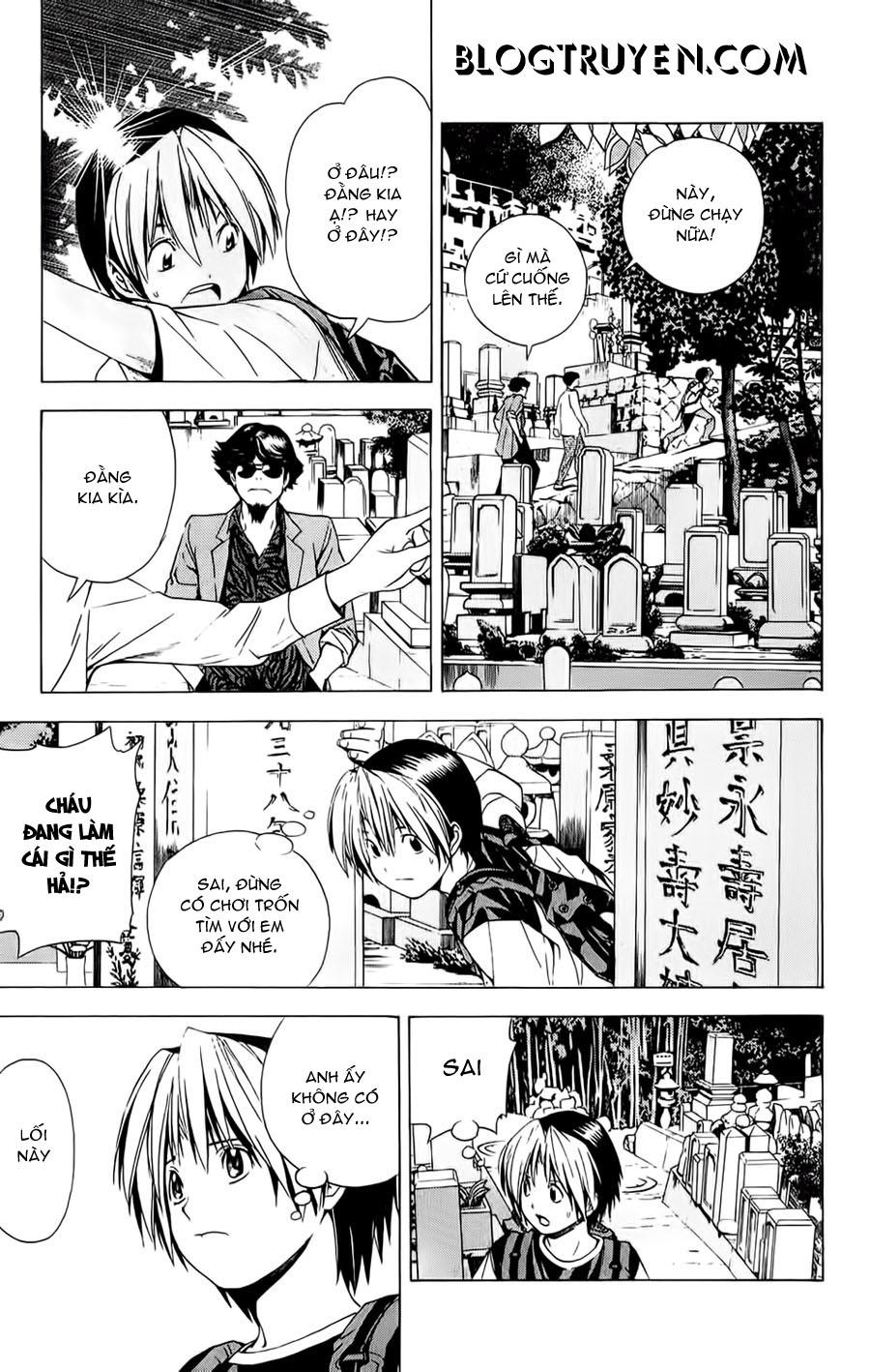 Hikaru No Go hikaru no go chap 126 trang 10