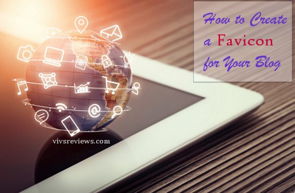 How to Create a Favicon for Your Blog