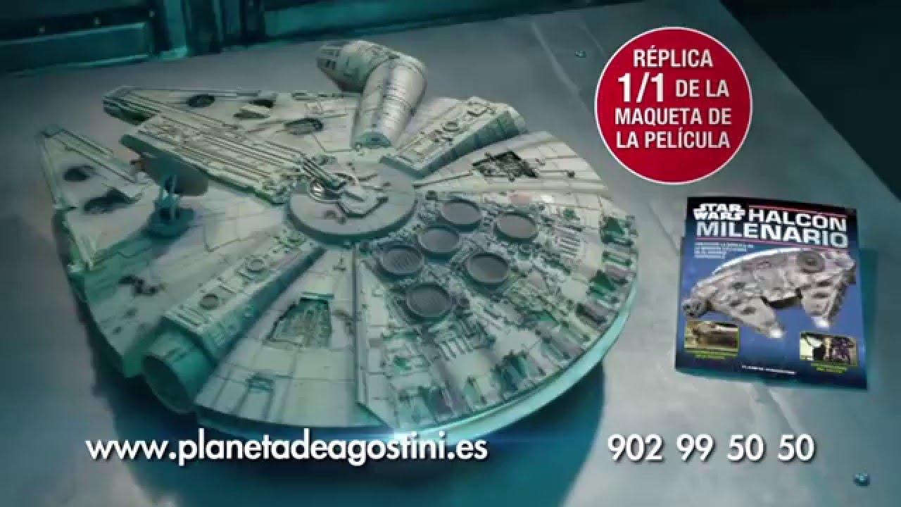 """MARVELEANDO CON LOS HUEVONAZOS: Star Wars """"Halcn"""