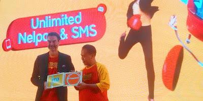 Paket 4G Indosat Ooredoo Bisa Telepon dan SMS Gratis