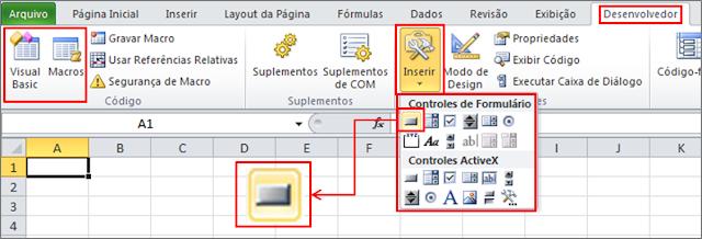 Guia Desenvolvedor, ExcelMax Soluções, Excel