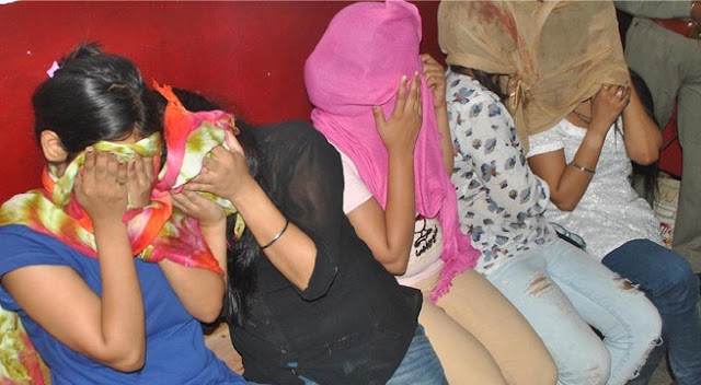 Sex racket busted in Siliguri