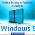 "Publicar Estados a Través de ""Windows 9""/ Trucos Facebook"