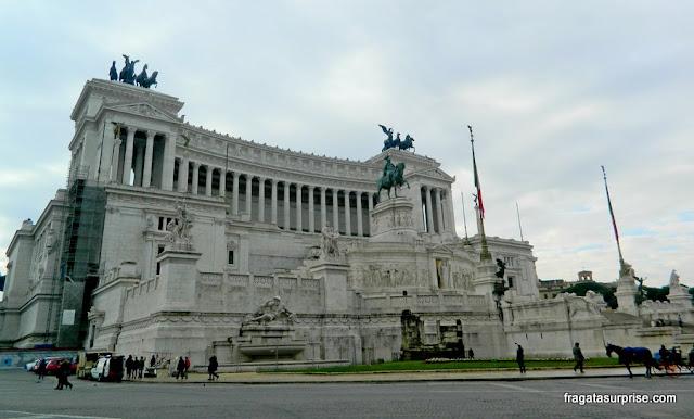 Altar da Pátria, Roma