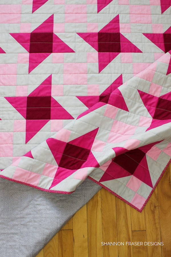 Irish Vortex Quilt | Shannon Fraser Designs