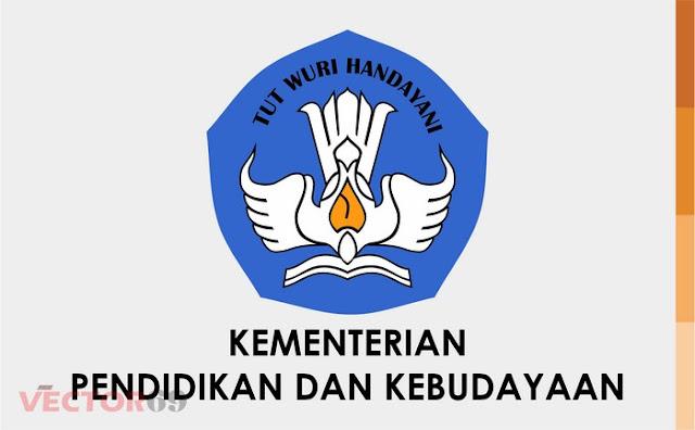 Logo Kementerian Pendidikan dan Kebudayaan (Kemendikbud) - Download Vector File AI (Adobe Illustrator)