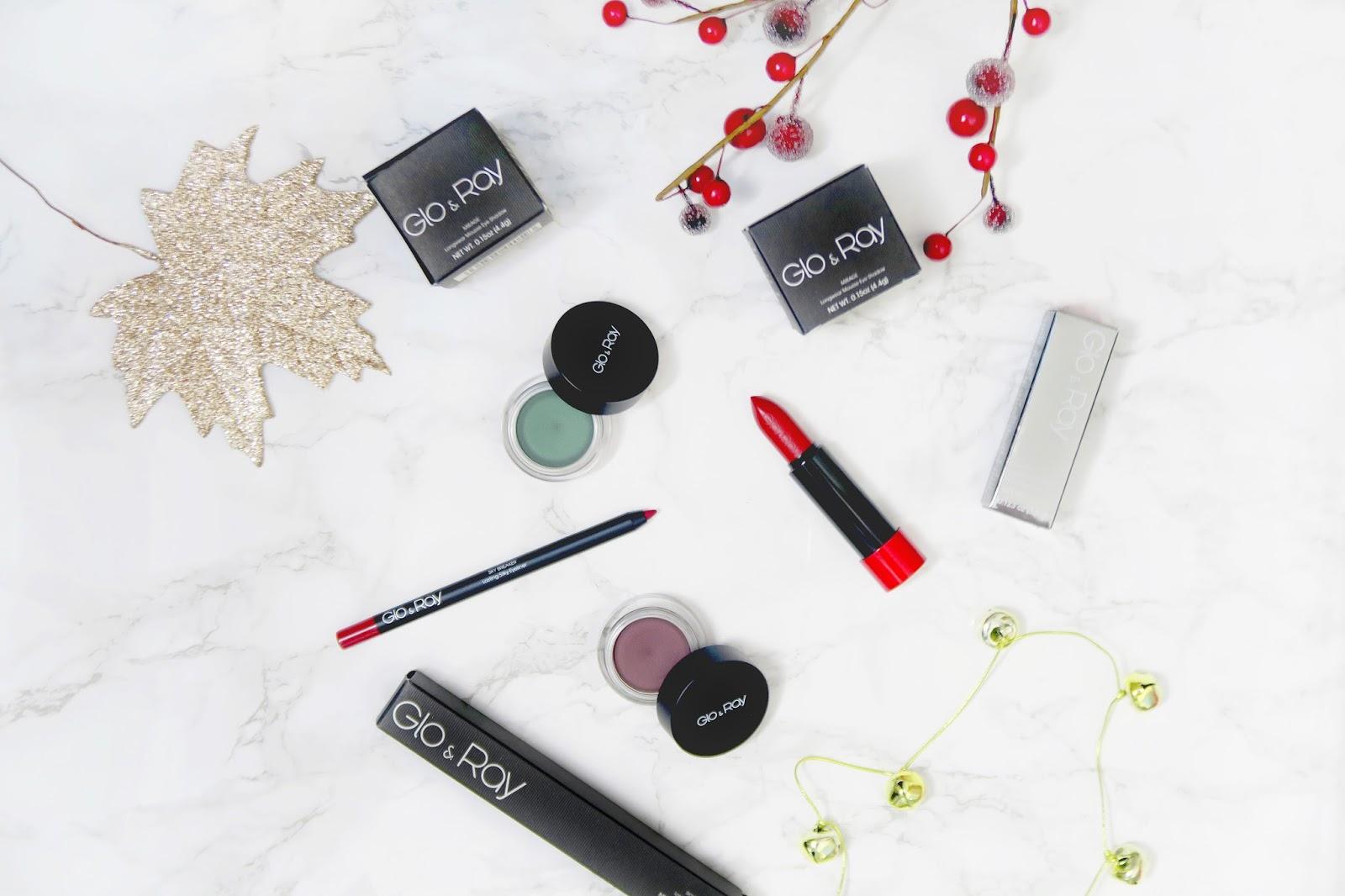 An image of Glo & Ray AW16 makeup