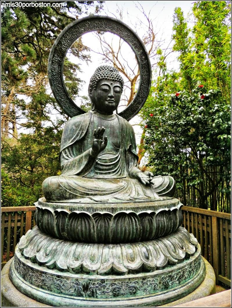 Buda, Japanese Tea Garden: San Francisco