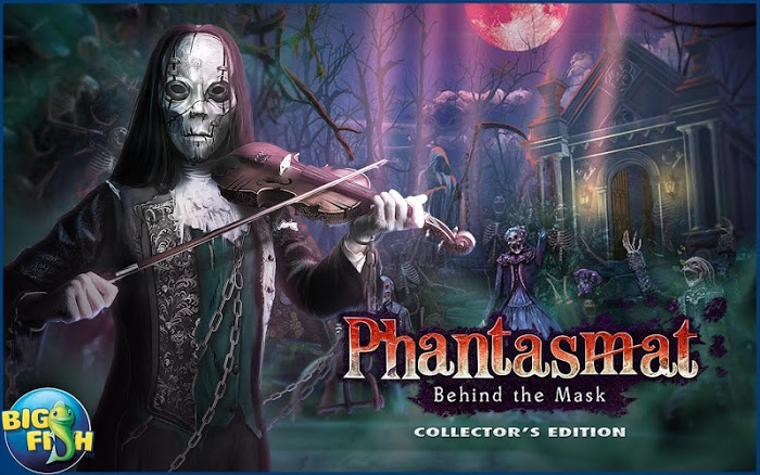 Phantasmat: The Mask (Full) v1.0 APK