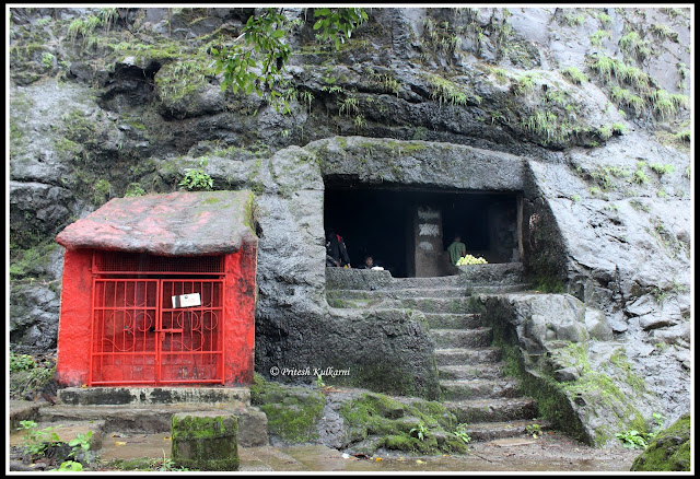 Ganesh temple and Cave