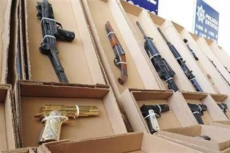 Importers Of The Arms Intercepted By Customs Uncovered