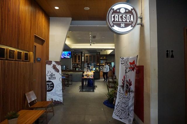 Fresqa Bistro Batiqa Hotel Pekanbaru