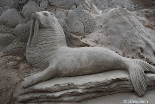 sand art goa