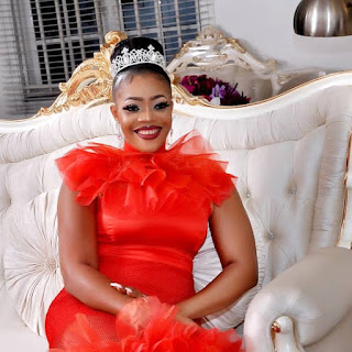 Nollywood Actress Eve Esin