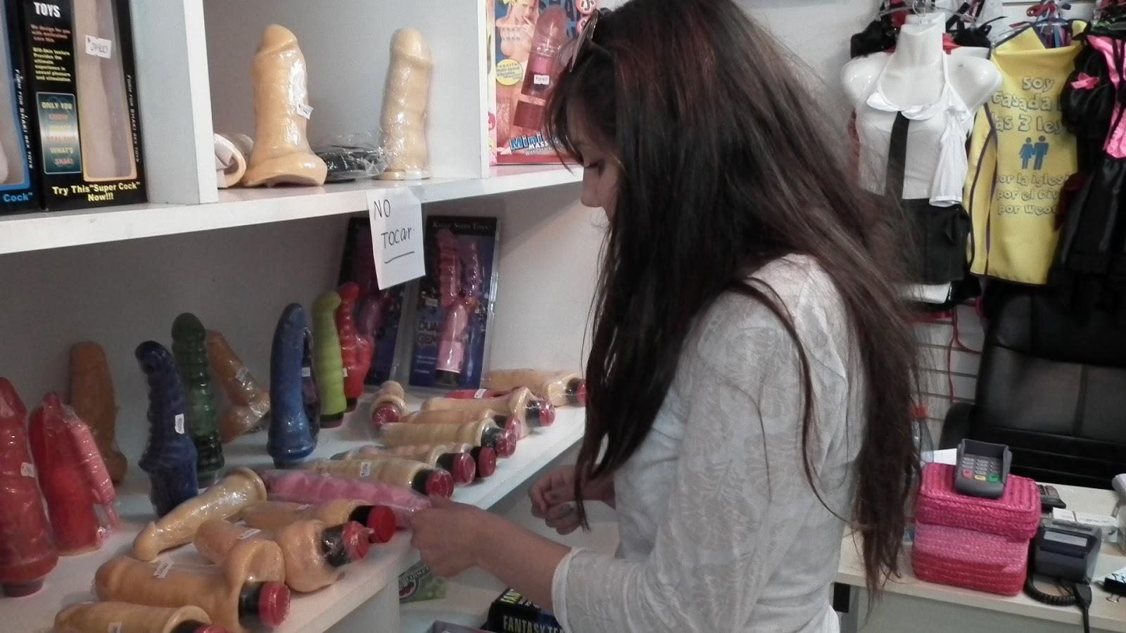 Sex shop articulos sexo