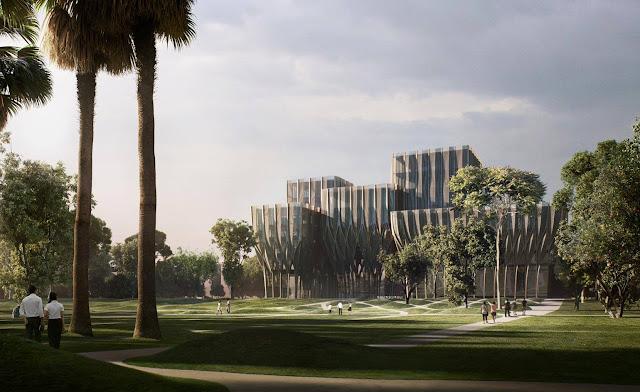 Thiết kế Bảo tàng tội ác diệt chủng Khmer Đỏ