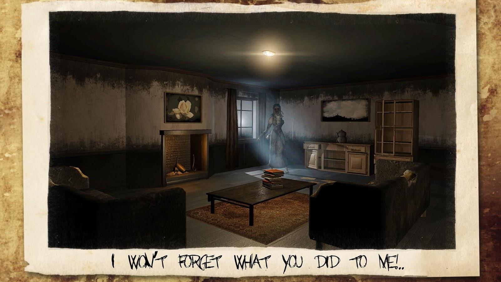 The Fear Creepy Scream House MOD APK Terbaru