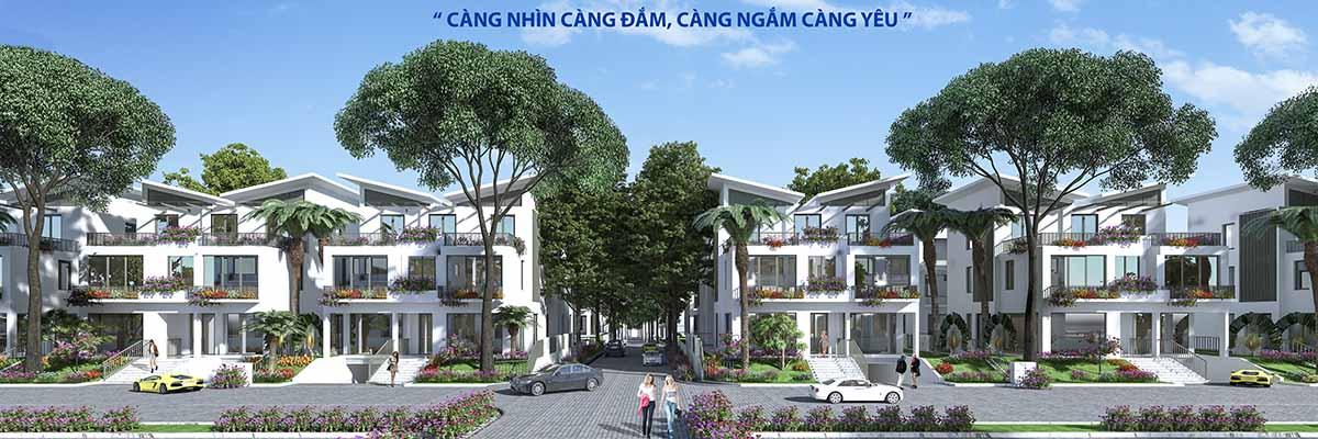 """Khai Sơn City Long Biên - Vị trí """"vàng"""" quận Long Biên"""