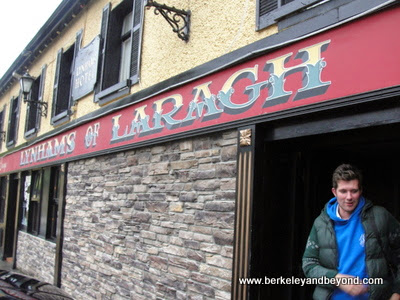 Jakes Bar in Laragh in Wicklow area near Dublin, Ireland