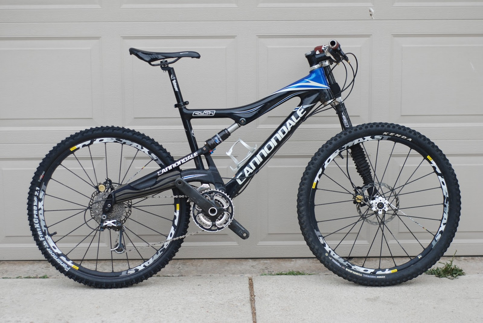ANEX BICYCLES: Cannondale Rush Carbon 2