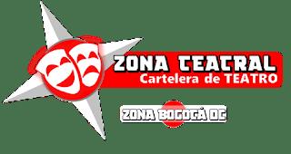 Logo Zona de Teatro en Bogotá