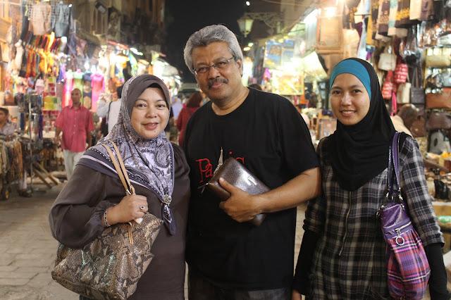 Cairo: Lawatan Singkat Yang Sangat Padat