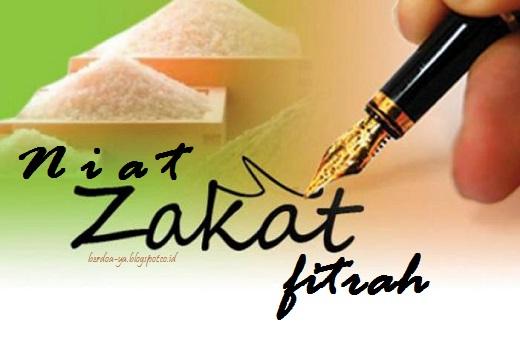 Image Result For Niat Zakat Fitrah Untuk Keluarga