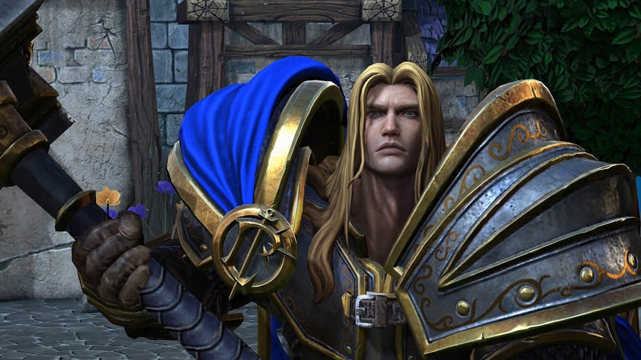 warcraft 3 reforged remastered graphics