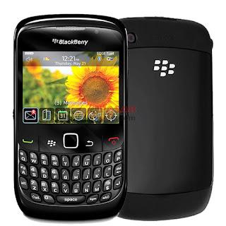 Blackberry Gemini 8520