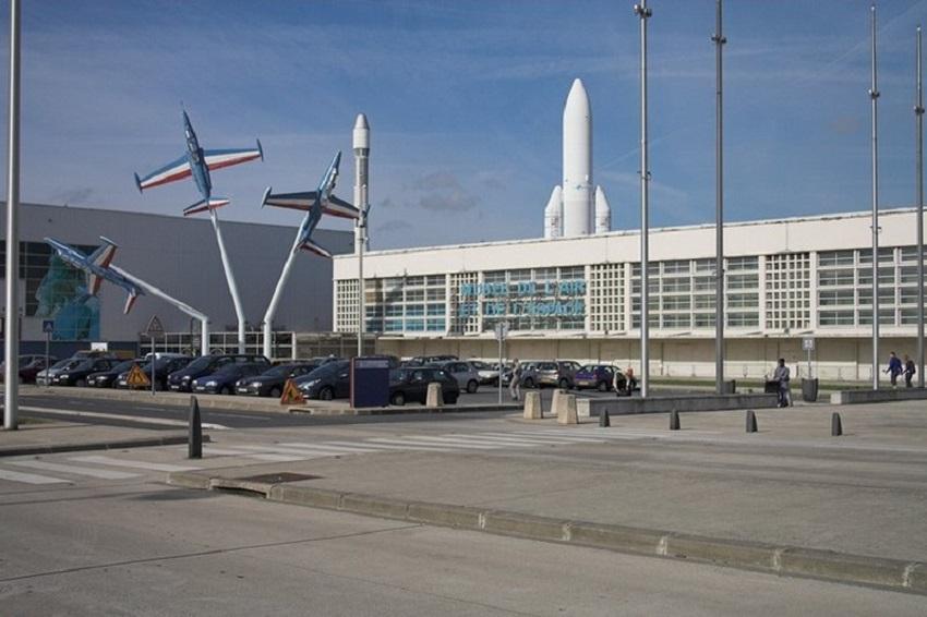 Le Musée de l'air et de l'espace (Le Bourget)