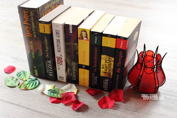 Probleme-Bücherwurm-tag-lesen