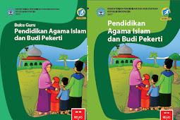 Buku Kurikulum 2013 SD/MI Kelas 1 Pendidikan Agama Islam dan Budi Pekerti Edisi Revisi 2017 Untuk Guru dan Siswa