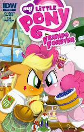MLP Friends Forever Comics