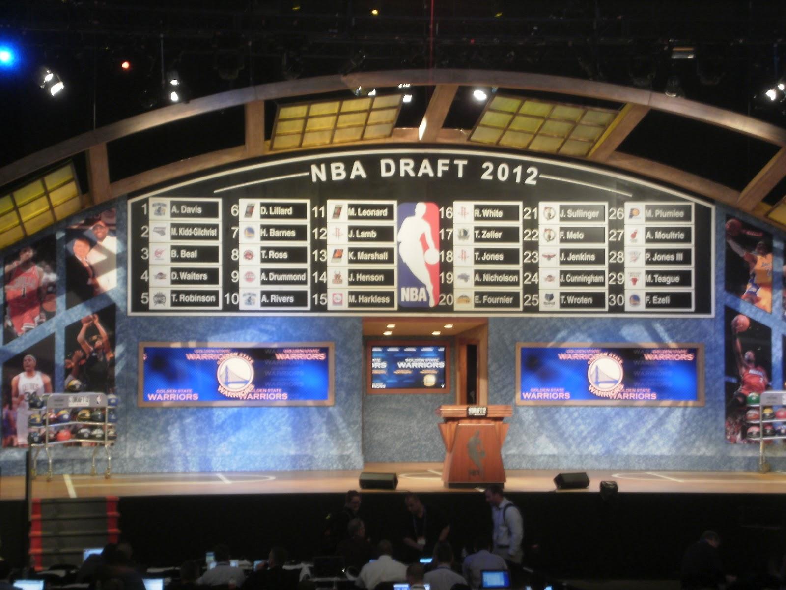 Nba Draft 2012