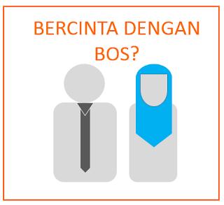 Cinta dengan bos