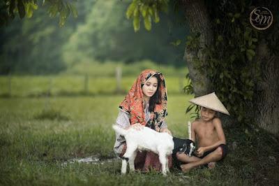 Kerbau macam kawan - Mohd Syukur [8 GAMBAR]